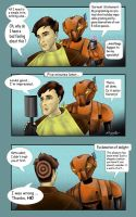Atton Gets a Haircut by mizzillan
