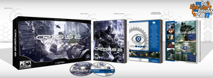 Crysis 2 Bundle by Spiderpig24
