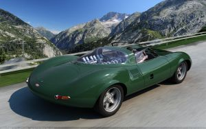 '66 Jaguar XJ13 by STH-pl