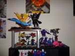 Transformers Shelf - Top by DraconicArmagon