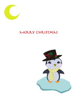 cozy little penguin by HazelEyedWolf