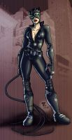 Catwoman by DragonArcher