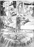 NUZLOCKE RED : JOURNEY OF THE 3 STONES PAGE 7 by SHIROHO