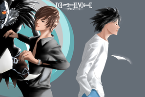 Death Note 2015 by vykalightning