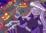 Trick And Treat! by luxariia