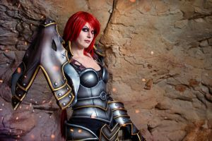 Ironscale Shyvana 7 by Kinpatsu-Cosplay