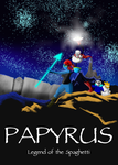 Papyrus Legend of the spaghetti by Deanlord122