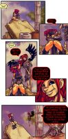 IF Round 4: Pages 13-18 by Ekuneshiel
