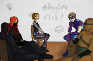 TTOC February Mission - Singles' Club by Hannah-Little