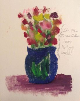 Flower Vase by Arthur-Ericson
