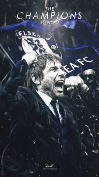 Premier League Champions by Designer-Dhulfiqar