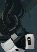 GLaDOS by Lappy74