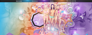 ++SpringBreakers|Portada by iLoveThisMoment