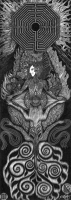 Tree of Life, enhanced view by labornthyn