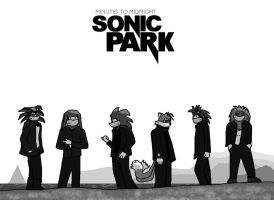 Sonic Park - MinutesToMidnight by The-Real-Syko