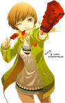 Cut: Chie Satonaka by estormwrath