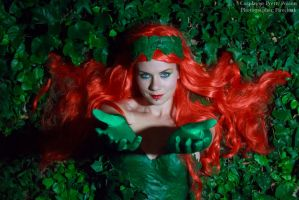 Poison Ivy: Come to Me by firecloak