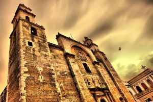 Catedral de Merida by chronos-drako
