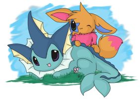 AT:Vap and Jackstar by Shineymagic