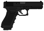 Glock-17 by DaltTT