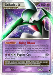 Gallade LVX - Shining Forest by nintendo-jr