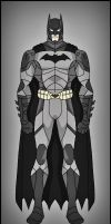 Batman - Redesign by DraganD