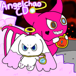 Fake boxart cover - Angelchao CD (NA version) by Angelchao64