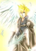 FFAC: Angel Cloud by DarkLitria