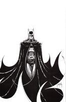 Batman Cape of Flame by JMan-3H