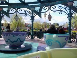 Mad Hatter Tea Cups 2 by JudytaDragon