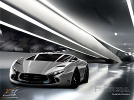 FORZA by Eric Gutemberg by Gutem360