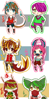 Sketch gacha adopt + Costums //CLOSED// by 00M0scaD0mestica00