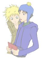 South Park - Tweek and Craig by musique-personne