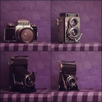 old cameras by Lenna3