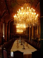 Napoleon III Dining Room by Rayelity