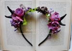 Midsummer night headband by CountessAudronasha