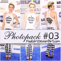 Miley Cyrus Photopack #3 by PaolaM