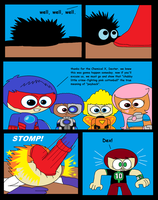 Chemical X-Traction: PG. 11 by thekirbykrisis
