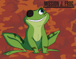 Mission J. Frog Reloaded by clockworkcat