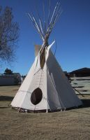 TeePee Stock 1 by Running-to-Paradise