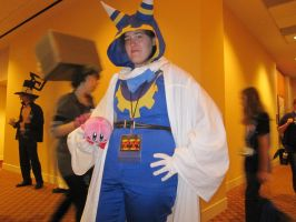 Kumoricon2012- Magolor by KamiyaAkuto