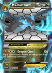 Mega Charizard X Promo! by Coolioguy
