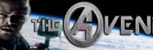 Avengers Character Banner 1 by PaulRom