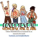 WOODWALKER Cover Reveal! by Deisi