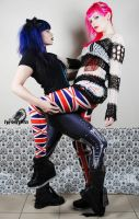 Tights II by Bedky