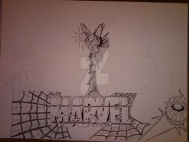 Marvel Project update 3 WIP by DamCee