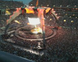 U2 Concert Picture 8 by Ealdeth