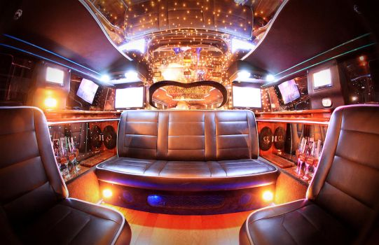 Hummer H2 Limousine 05 by ShagStyle
