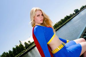 Golden Haired Champion by spritepirate