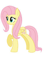 Fluttershy by RhythmCharm